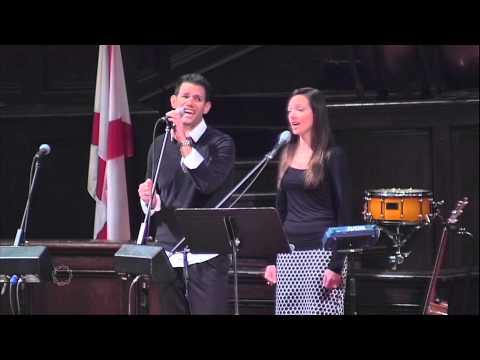 """Cross of Love"": Michael Hux & Julie Sasse @ Briarwood HD"
