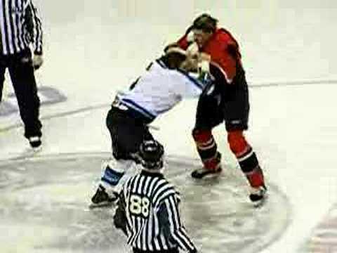 Chris Cloutier vs Bryan Lachance