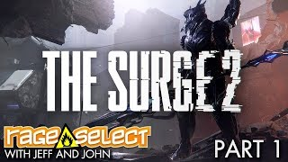 The Surge 2 - The Dojo (Let's Play) - Part 1
