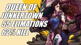 overwatch queen of junkertown