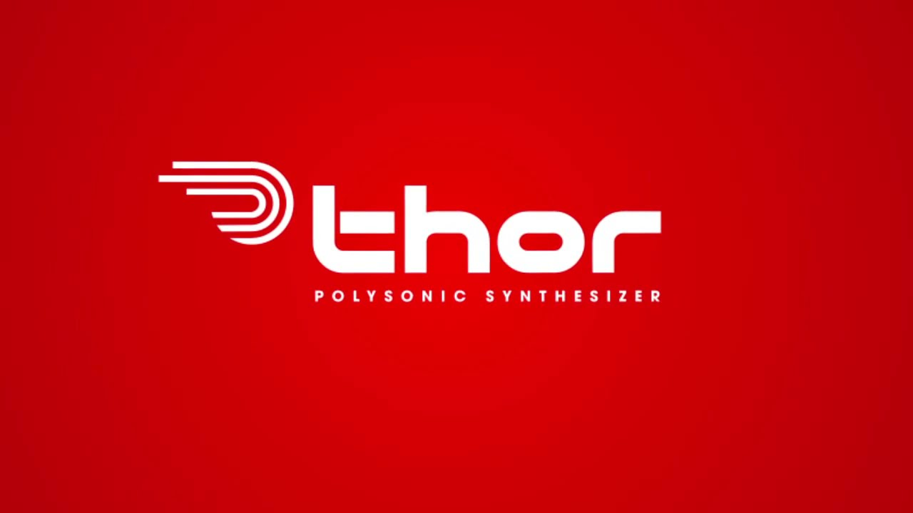 Thor: synthesizer for iPad - make music, play keyboard | Propellerhead