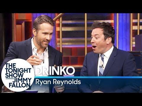 Drinko with Ryan Reynolds (видео)
