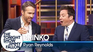 Drinko with Ryan Reynolds