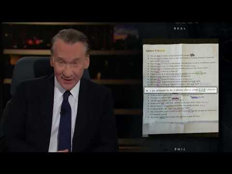 Фото Melania's Rules  Real Time with Bill Maher (HBO)