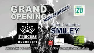 Princess Club Concert SMILEY