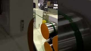 Beier Machinery, Pet packing tape extrusion