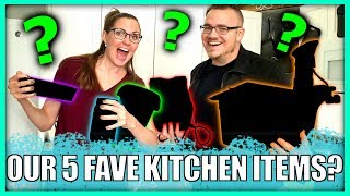 OUR 5 FAVORITE KITCHEN ITEMS most used kitchen gadgets and kitchen items