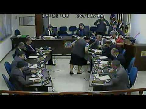 Câmara Municipal de Juquitiba - 33ª Sessão Ordinária 2016 - 18 de outubro de 2016