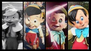 Evolution of Pinocchio In Disney Theme Parks! DIStory Ep. 13 - Disney Theme Park History