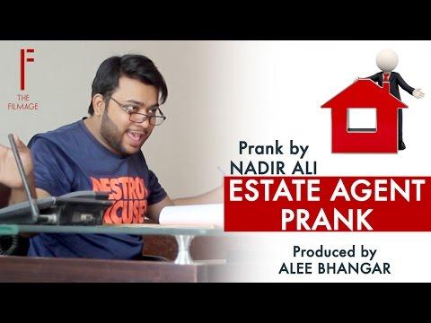 Estate Agency Prank
