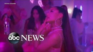 Ariana Grande's best friends featured in her new music video for 'Seven Rings'