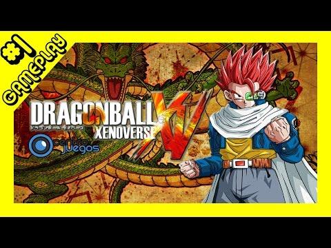 Gameplay de Dragon Ball: Xenoverse