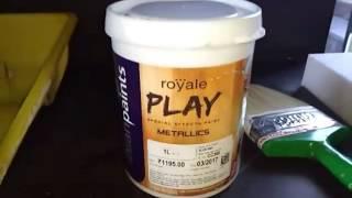 Interior Design & Royal Play Raging Asian Paints