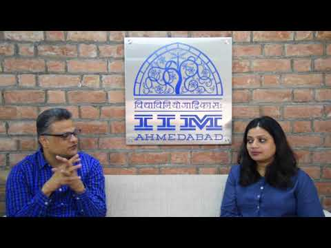 Prof. Satish Deodhar of IIMA In Conversation with Ms. Reema Sathe Founder and MD of Happy Roots