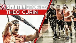 Theo Curin, nageur paralympique