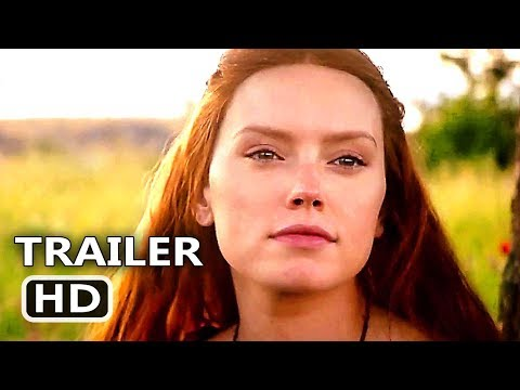 OPHELIA Official Trailer (2019) Daisy Ridley, Naomi Watts Movie HD