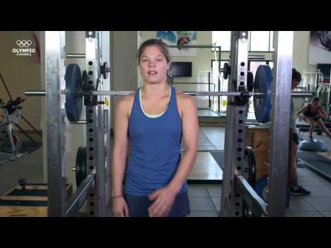 Olympic Channel: Olympians' Tips - Ashley Caldwell