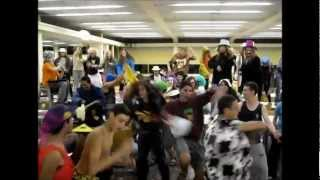 preview picture of video 'Harlem Shake (Dining room Edition)'