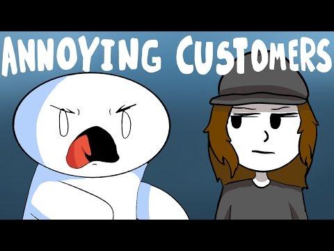 Annoying Customers (Feat. Theodd1sout & ItsAlexClark) (видео)