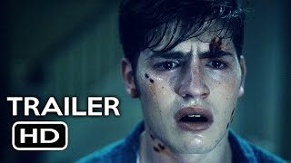 Don't Hang Up Official Trailer #1 (2017) Gregg Sulkin, Garrett Clayton Horror Movie HD