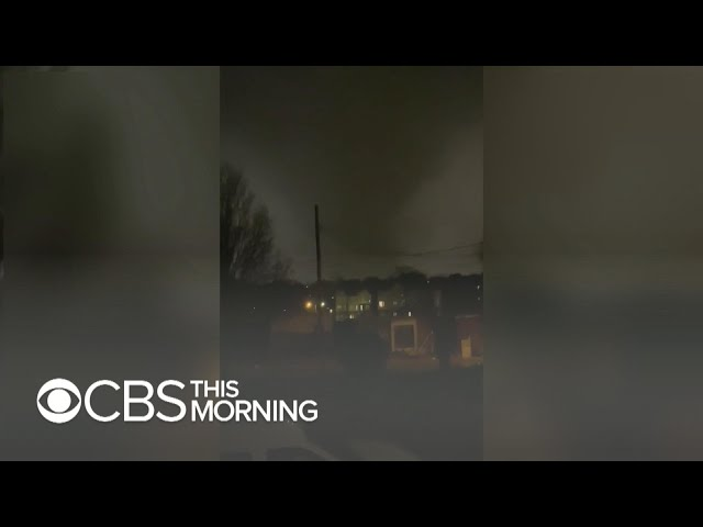 Tornadoes in Nashville area kill several
