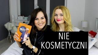 NIEkosmetyczni Ulubieńcy - książka/muzyka/film/żarcie