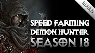 Diablo 3 - Demon Hunter Embodiment of the Marauder ( Best Starter Build Season 18 ) - PWilhelm