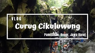 "VLOG 01 ""Explore Curug Cikuluwung 1 Bogor"" || The Kuy Official"