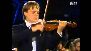 Tchaikovsky violín Concerto in D Major Op. 35 Frank Peter Zimmermann.