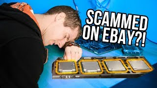 Scammed on ebay... Testing the 56 CORE system! | Kholo.pk