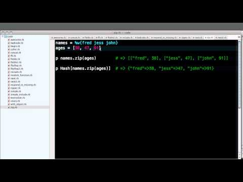 Ruby Trick Shots: 24 Ruby Language Tips and Tricks