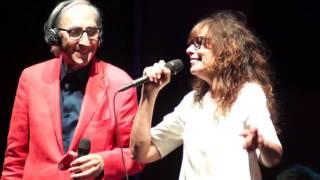 Franco Battiato & Alice - I treni di Tozeur (Firenze, 20 Luglio 2016)
