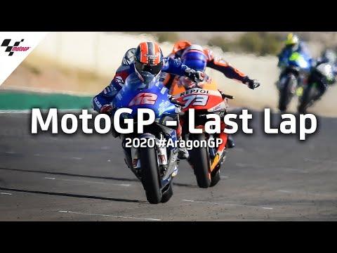 ラストラップまで持ち越されたアレックス・マルケスのバトルがみられるダイジェスト動画 MotoGP アラゴンGP 決勝レース
