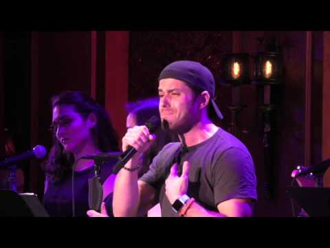 josh young sings making love out of nothing at all