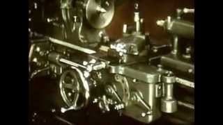 """Southbend's """"How to run a lathe"""" (stabilised)"""