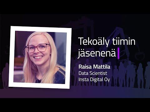 TEKOÄLY TIIMIN JÄSENENÄ thumbnail