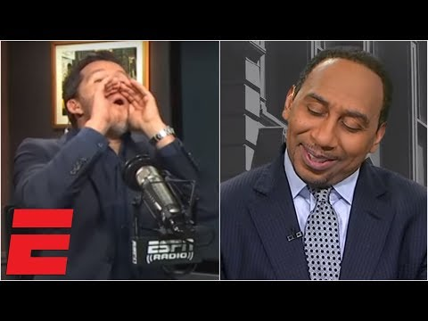 Will Cain can t stop mocking Stephen A. after Cowboys  win vs. Saints  80b091367