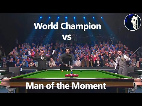 29th Ranked Player Ronnie O'Sullivan vs Ding Junhui | 2013 Champion of Champions - Snooker