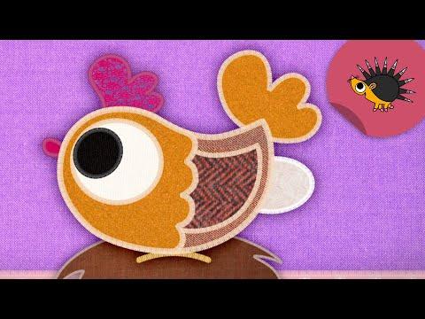 Das Huhn hat ein Problem | Trickfilm | Schmusedecke | Ich kenne ein Tier | SWR Kindernetz