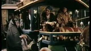 CINE: El Halcón y la Flecha (1950)