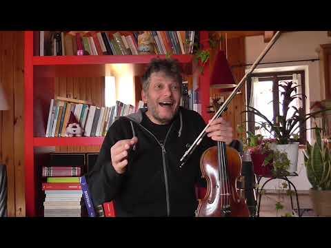 L'histoire du violon