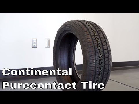 Continental PureContact Tire – Review