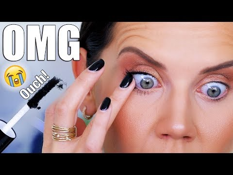 AT HOME LASH EXTENSIONS??? ... OMG