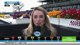Aqueduct Live for Cigar Mile Day 2017