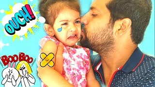 The Boo Boo Song / Nursery Rhymes & Kids Songs with Mishka / Sing along