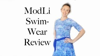 ModLi Swim Wear Review | Modest Swim Wear