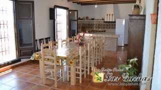 Video del alojamiento Cortijo Rural Las Gachas