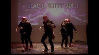 SLAG D STREET VOL.1 l 3rd Prize 'Van Squad' l Present By SYSMOB