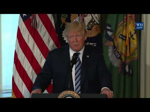 President Trump Signs Financial Services Executive Orders