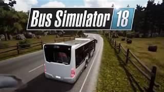 VideoImage2 Bus Simulator 18